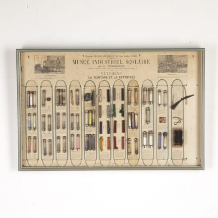 French 19th Century Industrial Chart WD7615191