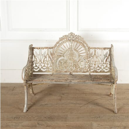 19th Century Coalbrookdale Bench SB2510800