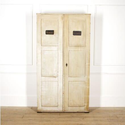 Italian 19th Century Apothecary Cabinet CU0817056