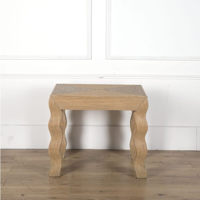 Italian Cane Work Table CO749409