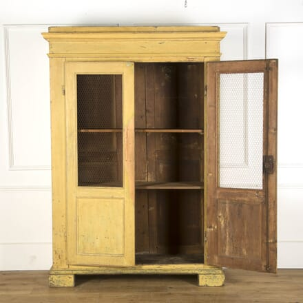 18th Century Italian Cupboard CU759308