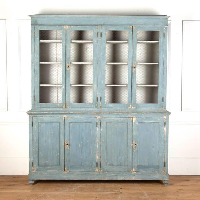 Italian Four Door Bookcase BK7511471