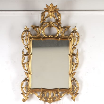 Italian Gilt Mirror MI8516515