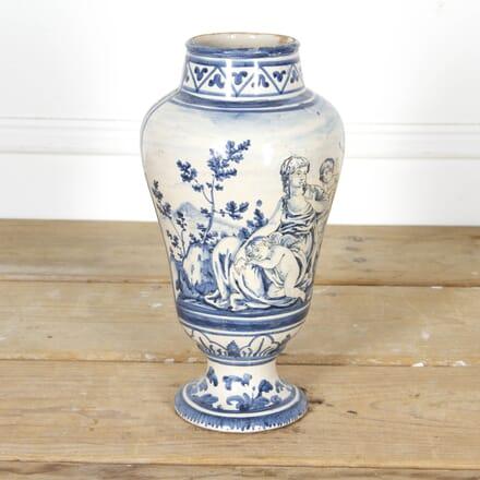 Italian Majolica Vase DA2817175