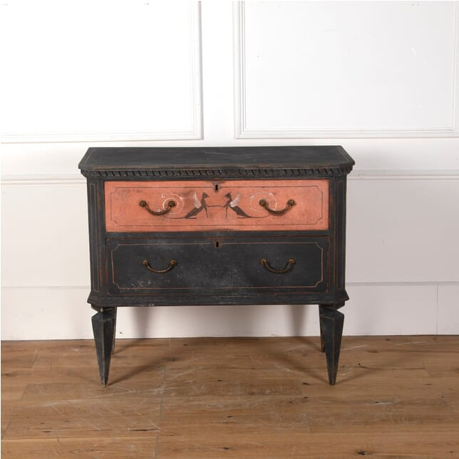 Italian Painted Commode CC7311110