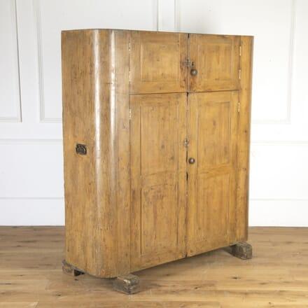 Italian Pine Huffer Cupboard OF7913599