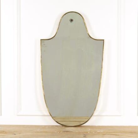Italian Shield Mirror MI4517159