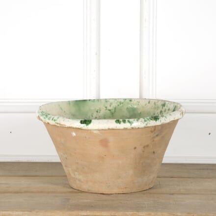20th Century Italian Terracotta Bowl DA029786