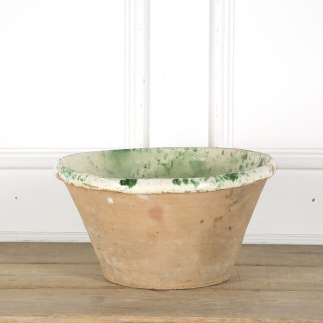 20th Century Italian Terracotta Bowl DA029786