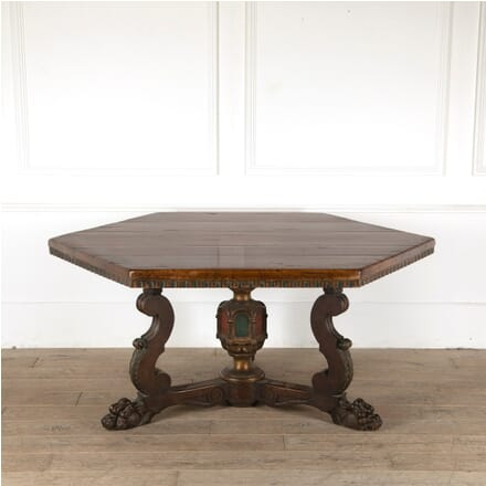 Italian Walnut Centre Table TC0411320