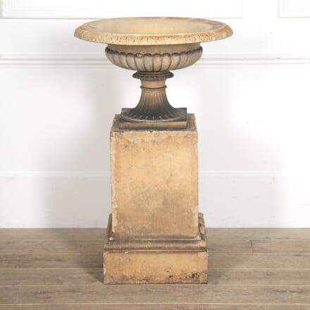 Tazza Urn on Plinth by J.M. Blashfield GA0916037