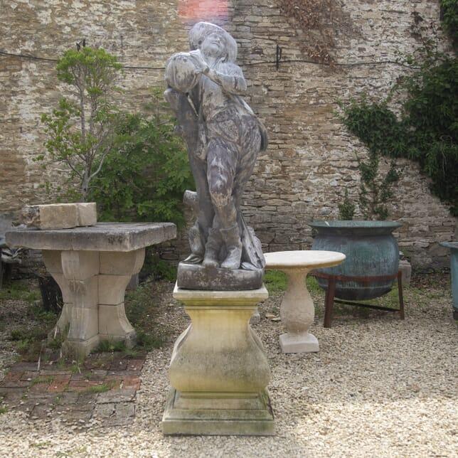 John Cheere Lead Garden Figure DA1915652
