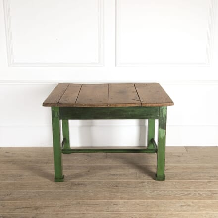 Painted Elm Table with Hidden Storage CO2014506