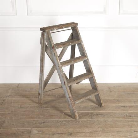 French Ladder in Original Paint DA5214405