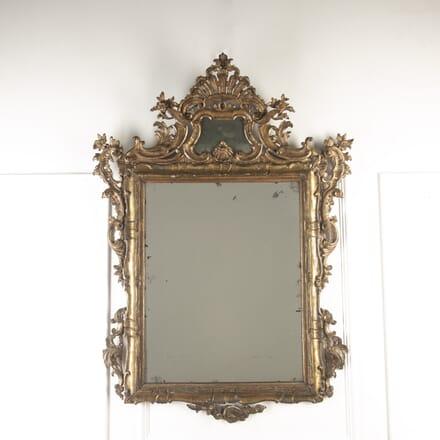 Large 18th Century Venetian Mirror MI0316826