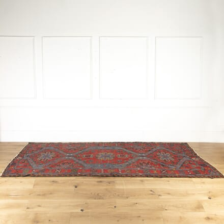 Large  Caucasian Sumac Hand-Knotted Rug RT8215039