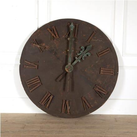 Large 19th Century Clock Face DA6010871