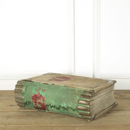 Large 19th Century French Ledger DA379510