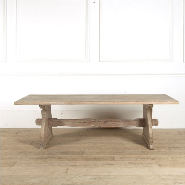 Large 19th Century Pine Coffee Table CT449884