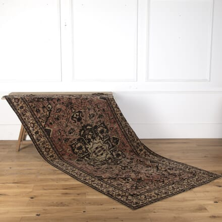 Large 19th Century Table Carpet RT7112019