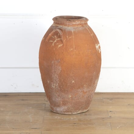 Large 19th Century Terracotta Olive Oil Jar DA8113942