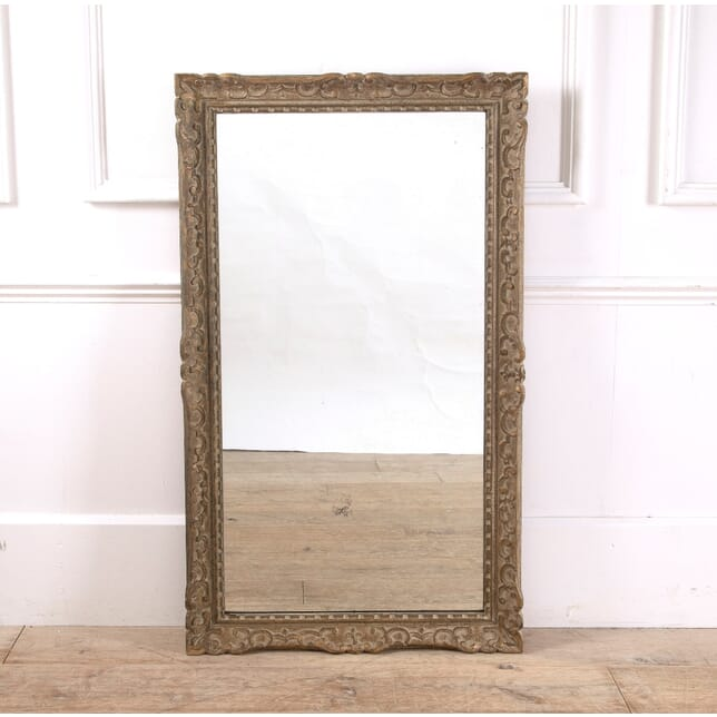 Large Carved Framed French Mirror MI1511579