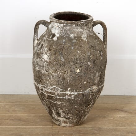 Large 19th Century Terracotta Pot DA7717143