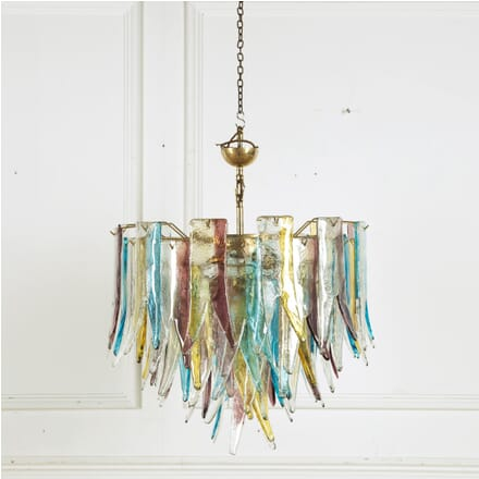 Large Chandelier by Barbini LC3010387