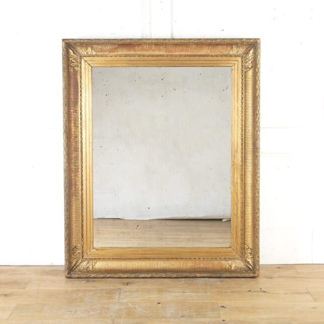 Large 19th Century French Gilt Mirror MI8114876