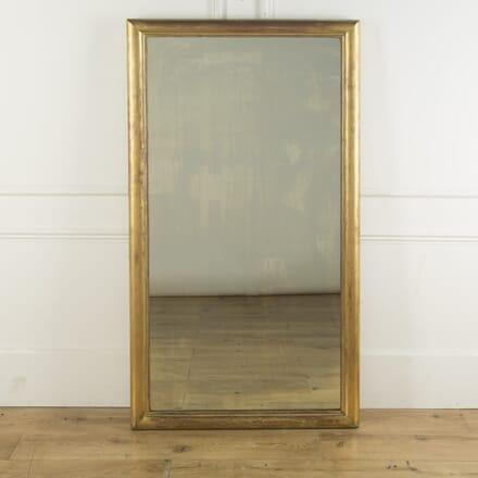Large English Giltwood Mirror MI4310206