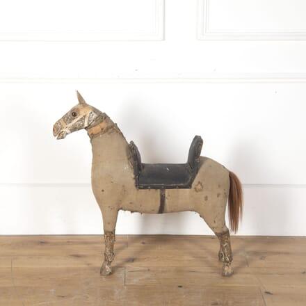Large Folk Art Horse DA9012423