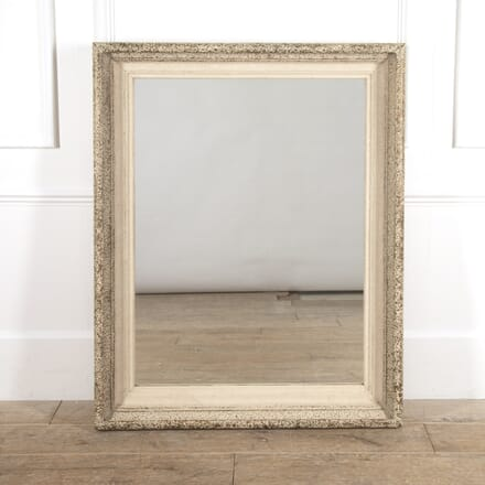 Large French 20th Century Painted Mirror MI1516183