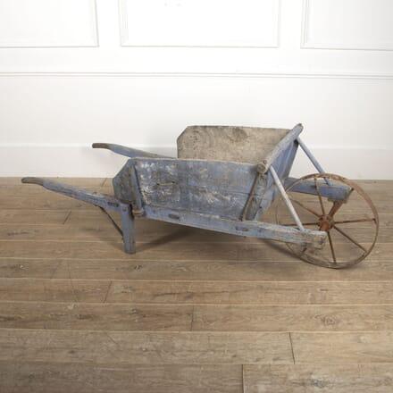 French 'Charette Bleu' Wheelbarrow GA1516539