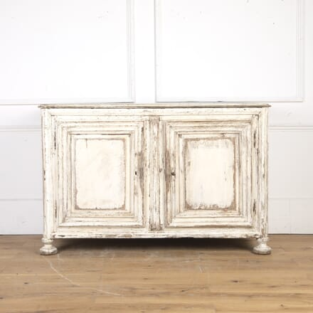Large French 19th Century Painted Buffet BU7514219