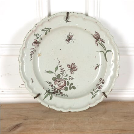 Large French Faience Platter DA7511476