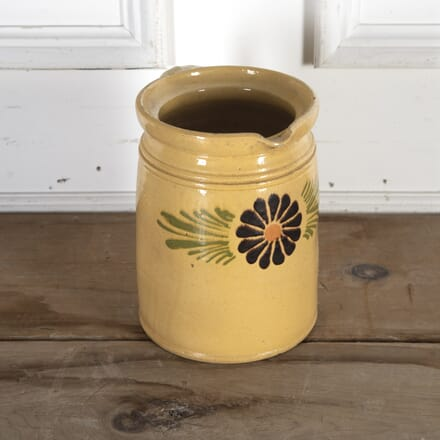 Large French Pottery Jug DA8515649