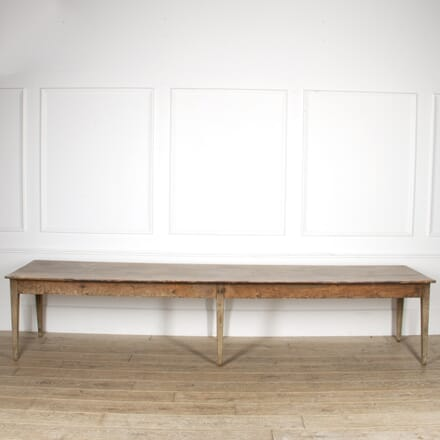 Large French Serving Table TS4517394