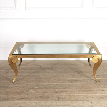 Large Gilded Coffee Table CT3014422