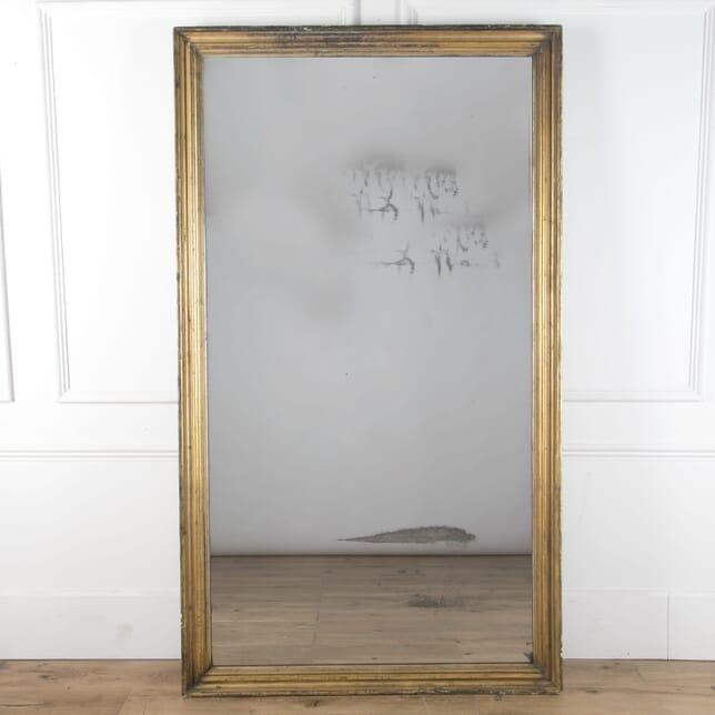 Large Gilt Framed Mirror MI749410
