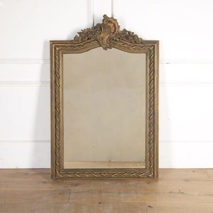 Large French Gilt Mirror MI8016089
