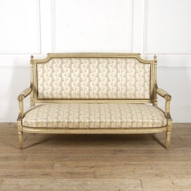 Large Louis XVI Revival Canape CH1517591