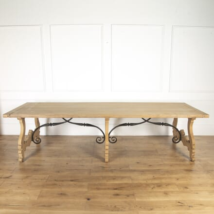 Large Spanish Refectory Table TD8517036