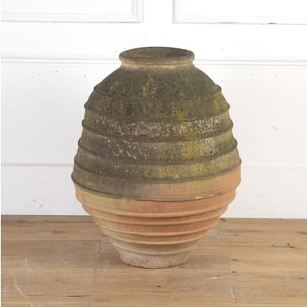 Large Spanish Terracotta Olive Jar GA8214148