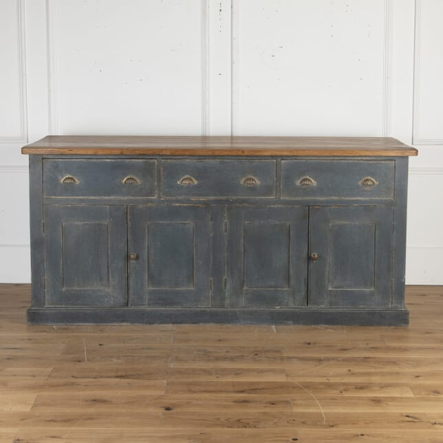 Large Victorian Dresser Base BU4315157