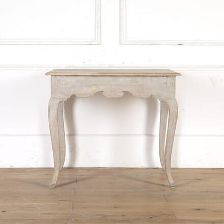 Swedish Rococo Side Table CO9015883