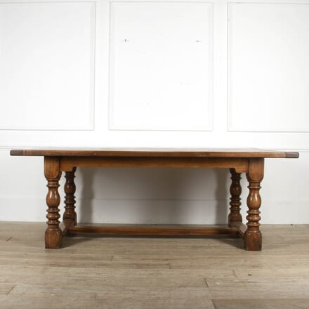 19th Century English Refectory Table TD8817367