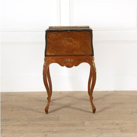Late 19th Century French Amboyna Wood Bureau de Dame DB8811340