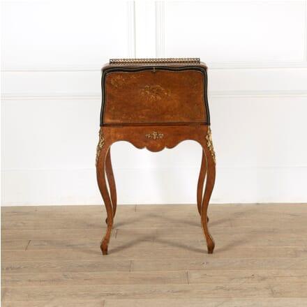 Late 19th Century French Amboyna Wood Bureau de Dame DB8811340