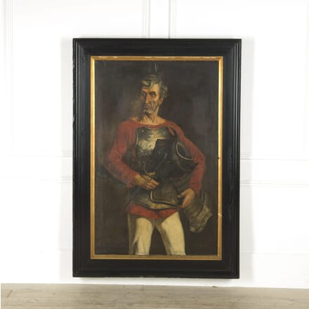 Late 19th Century Military Painting WD489854