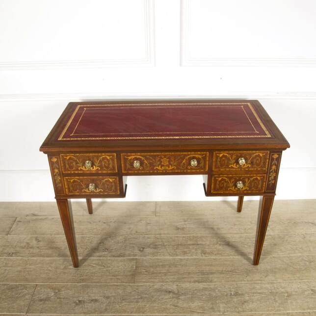 Late 19th Century Sheraton Revival Desk DB889538